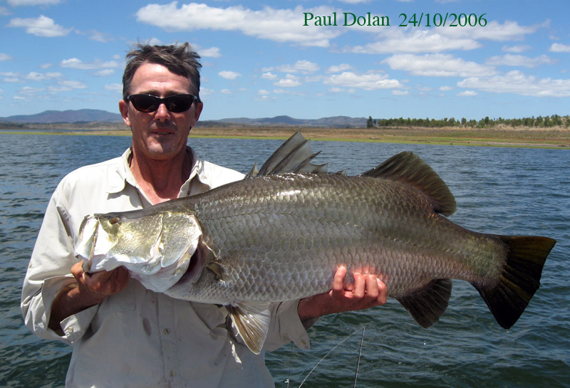 Paul Dolan One Metre Barra