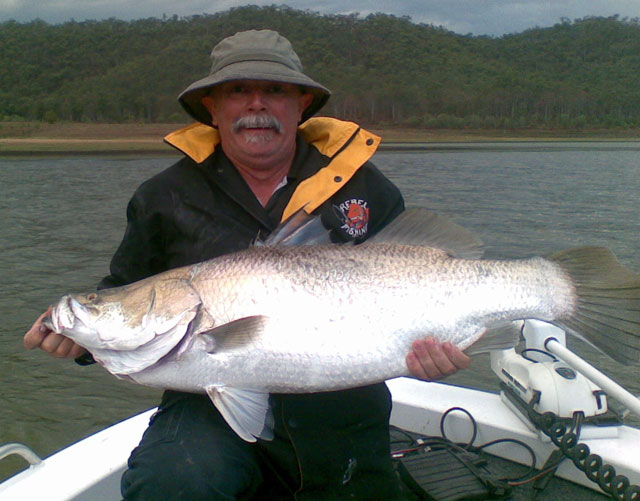 Gary Theobald 10cm Barramundi