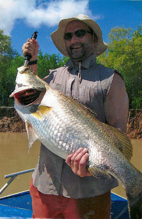 Philip Watson 114cm Barramundi