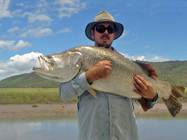 One Metre Plus Barramundi