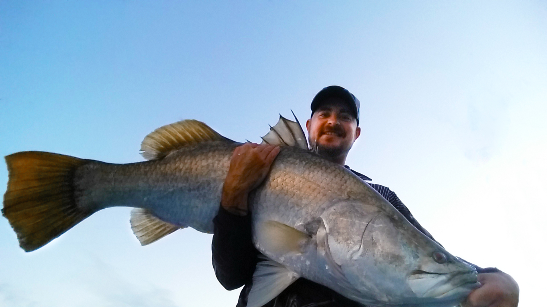 Chris Long, 108cm Gladstone, Queensland, 23/06/2015